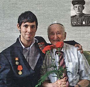 Гельфонд Александр. Довоенный снимок.