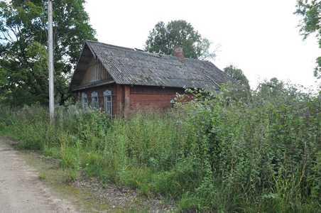 Последний сохранившийся еврейский дом.