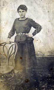 Мама Григория Бороды Фрейда