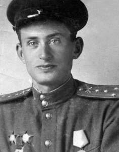 Шолом Гельфанд. 1944 г.