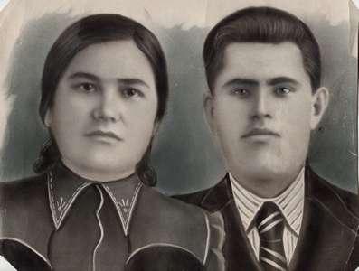 Алексей Мазнев (Каган) и Мария (Дубовская).