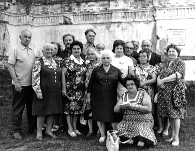 Meeting of locals in Ulla. August 10th, 1979.
