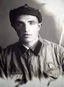 Мой дядя Ефим Эфрос.