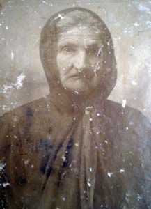 Прабабушка Ида Хорош.