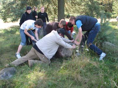 We are lifting a matseiva. 2009 г.