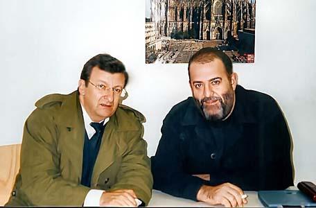 Эдуард Авербах и Михаил Шуфутинский.