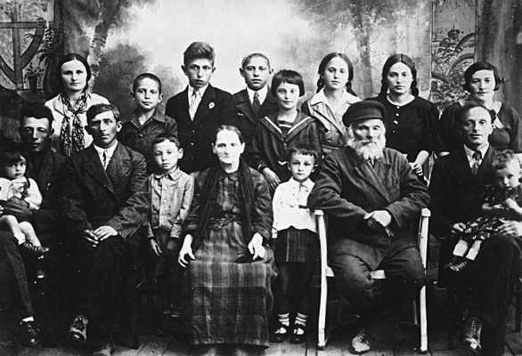 Семья Майман.