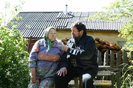 Интервью с Евгенией Смык.