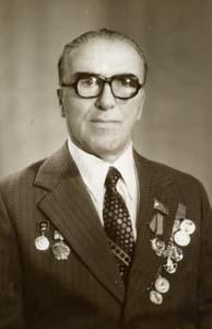 Файвиш Козлянский. 1985 г.