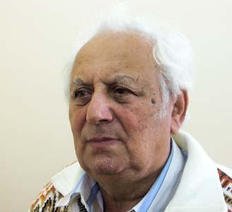 Игорь Абрамович Баранов. 2007 г.