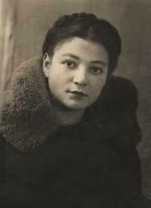 Маруся Блинер.