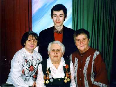 Семья Дукаревич.