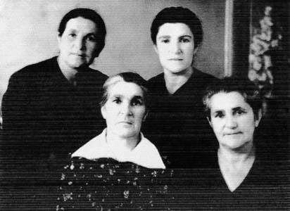 Сестры Оршанские.
