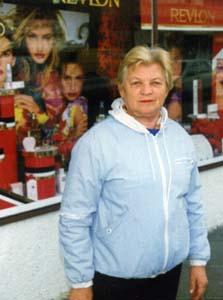 Вера Гильман. Израиль, 1980-е гг.