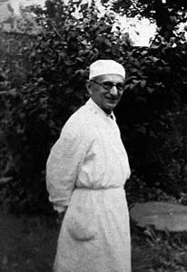 Grigory Borisovich Khvat – doctor.