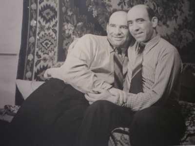 Братья Илья и Лазарь.