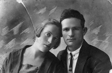 Фрума и Абель Лиознянские.