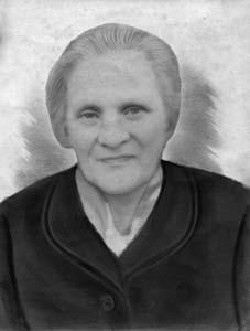 Fruma Lvovna Lioznianskaya, 1938.