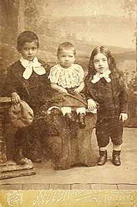 Дети Авраама Медалье .
