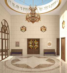 Витебск. Новая синагога.