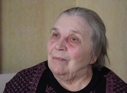 М. Синцова. Апрель 2009 г.
