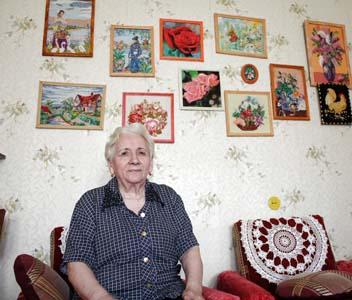 Yelena Nikolayevna Zibert.