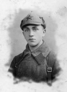 Максим Папков.Январь 1940 г.