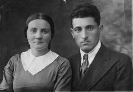 Ольга Папкова и Захар Каган.