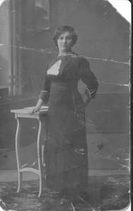Невеста Боруха Нирмана.