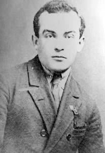 Иерухим Кривой.