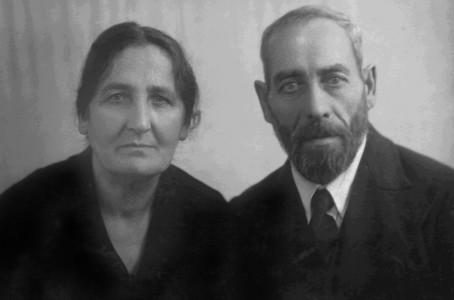 Нахман и Зельда Шайкевичи.