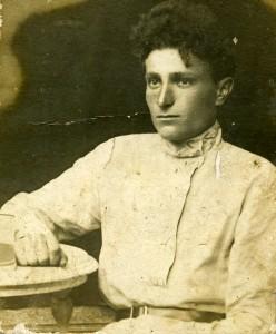 Семен Долгопольский. 1920-е гг.