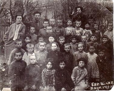 Еврейская школа.