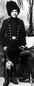 Роман Ривкин. 1914 г.