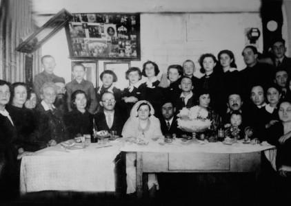 Свадьба в Миорах.