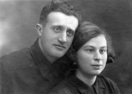 Куля и Фаня Щербаковские.