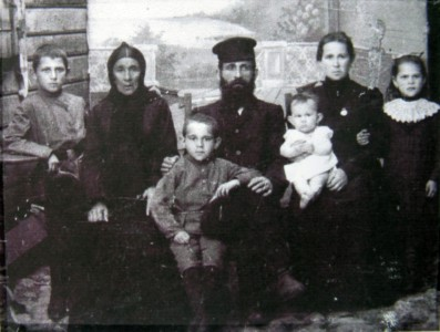 Маневичи - Захар, неизвестная, Янкиль, Мендель, Мария, Циля, Ева.