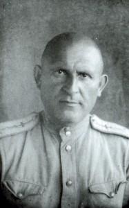 Захар Маркович Мельников (Маневич).