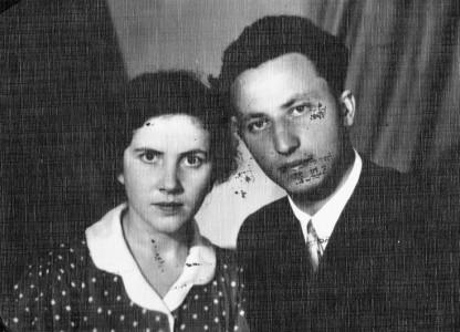 Кира и Матвей Богорад (Элькины).