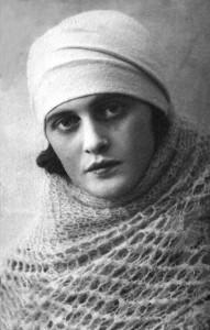Мария Белинская.