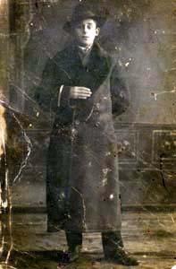 Исаак Хейфец.