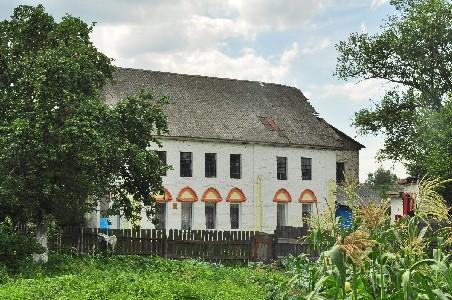 Чечерск. Бывшая синагога