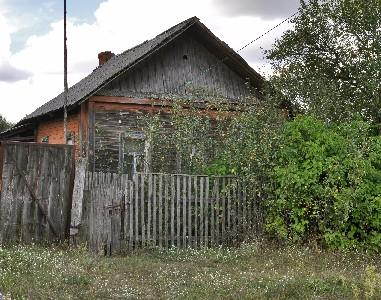 Старые еврейские дома в Давыдовке