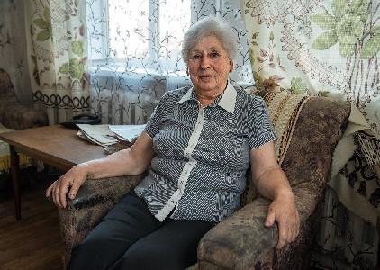 Генриетта Латышева (Борер)