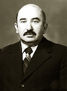 Феликс Захарович Горелик
