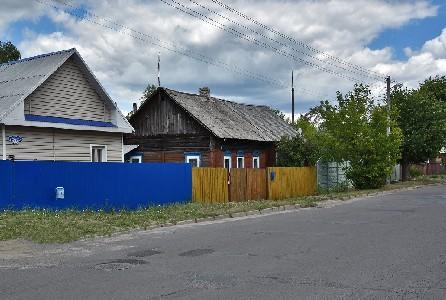 Калинковичи. Здесь находилось гетто
