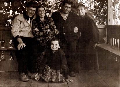 Семья Абрамсон