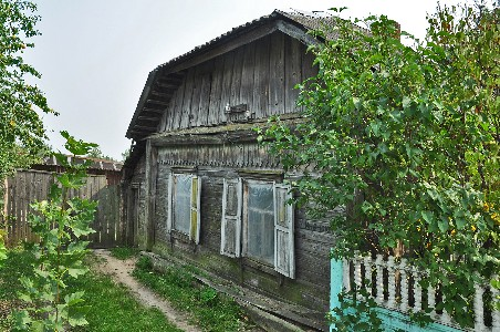 Корма. Старый еврейский дом