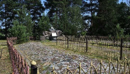 Мемориал погибшим евреям местечка Ленин