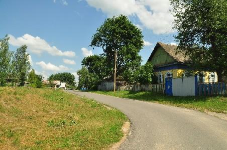 Улица в Поболово